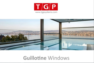 TGP Guillotine Window System