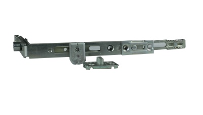 Corner Transmission V, Ventilation & Locking Plate / T-10181-05-0-1