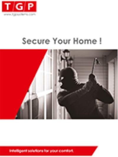 Secure Your Home !