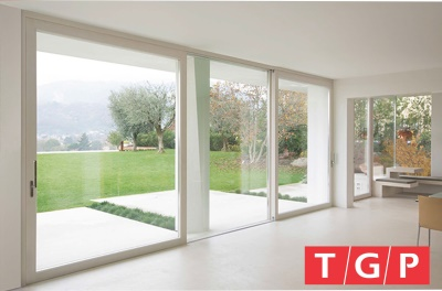 Why choose TGP Felix Lift and Slide Window and Door Systems?