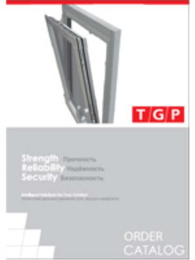 TGP ARTE Hardware for Aluminum Systems