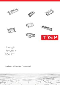 TGP Locking Plates