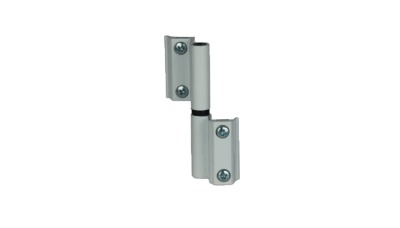 EU Line Hinge - Two Parts / T-61186-00-0-*