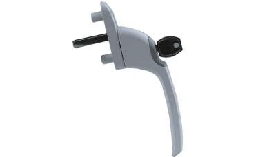 Outward Handle with lock / OC-04-00-S-7